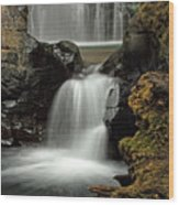 Fall Creek Falls 5 Wood Print