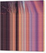 Fall From Earth Album Art Wood Print