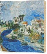 Famagusta Wood Print