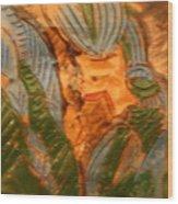 Fancy That - Tile Wood Print
