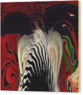 Fantasy Abstract Wood Print