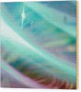 Fantasy Storm Wood Print