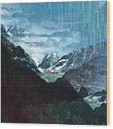 Far North Wood Print