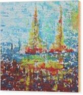 Faraway/sold Wood Print