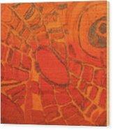 Farfalla Wood Print