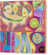 Farfrom 1 Wood Print