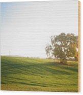 Farm Wood Print