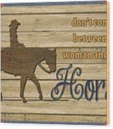 Farm Life-jp3228 Wood Print