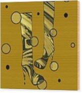 Fashion Forward Wood Print