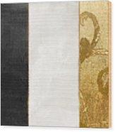 Fashion France Flag Wood Print