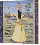 Fath-ali-shah-qajar Wood Print