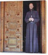 Father Alexander Wood Print