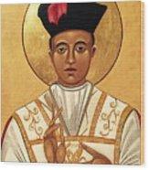 Father Augustus Tolton Wood Print