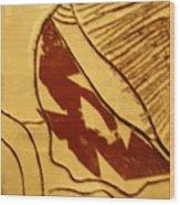 Favour - Tile Wood Print