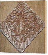 Feel - Tile Wood Print