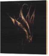 Feeling #24 Wood Print