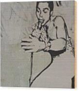Fela Kuti Wood Print