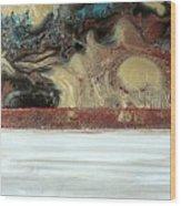 Feldspar Wood Print