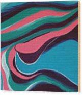 Feminine Wood Print