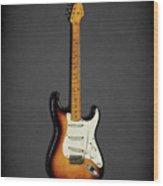Fender Stratocaster 54 Wood Print