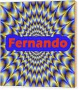 Fernando Wood Print