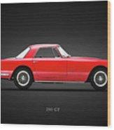 Ferrari 250 Gt 1959 Wood Print