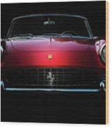 Ferrari 275 Gts Wood Print