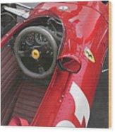 Ferrari 312 F-1 1967 Wood Print