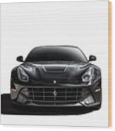 Ferrari F12 Berlinetta Wood Print