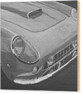 Ferrari F250 California Wood Print