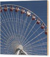 Ferris Wheel IIi Wood Print