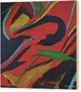 Festiva Wood Print