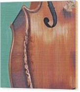 Fiddle IIi Wood Print