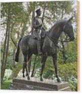 Field Marshal Sir John Dill Wood Print