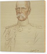 Field Marshall Earl Roberts Wood Print