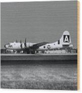 Fifi B-29 Wood Print