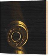 Fifty Caliber Ae Wood Print