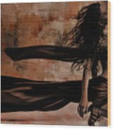 Figurative Art 095a Wood Print