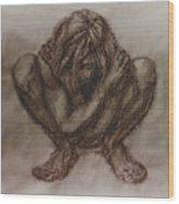 Figure.03 Wood Print