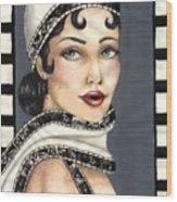 Film 2 Wood Print