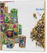Find Bulk Herbal Incense Suppliers Wood Print