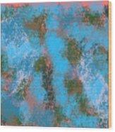 Find Me Fierce Wood Print