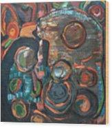 Finding Balance Wood Print