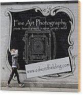 Fine Art Photography Wood Print