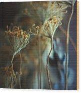 Fingertips... Wood Print