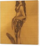 Fi'on-hu Wood Print