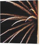 Fireworks 103 Wood Print