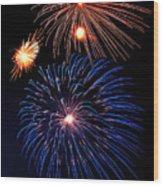 Fireworks Wixom 1 Wood Print