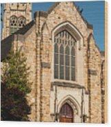 First Evangelical Presbyterian Church Wood Print