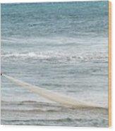 Fisherman's Net Wood Print